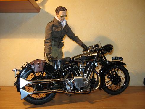 brough superior  moto dexeptionmoteur jap